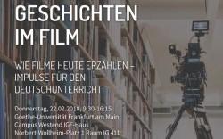 Geschichten im Film: Tagungsbericht mit Leseliste