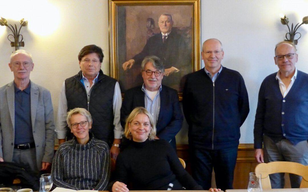 Neukonstituierung des Vorstands in Baden-Württemberg 2019