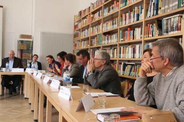 Kieler Diskussionsveranstaltung zur Rechtschreibbenotung