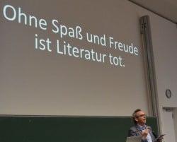 Literatur(unterricht) als Zumutung?! Tagungsbericht zum Kleinen Germanistentag Bayern 2019