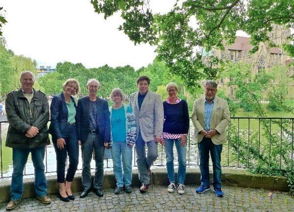 Neukonstituierung des Vorstands in Baden-Württemberg 2017