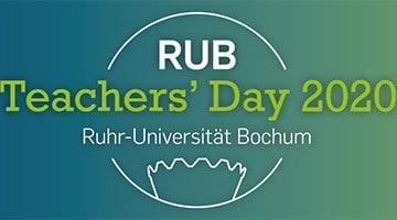 Digitale Lehrer*innenfortbildung: 2. großer RUB Teachers' Day
