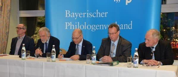 Neuer LehrplanPlus in Bayern: Blitzlichter zur gemeinsamen Veranstaltung des LV Bayern und des Bayerischen Philologenverbands