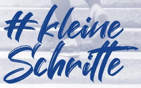 """Literaturwettbewerb: """"#kleineSchritte"""""""