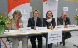 Neues Sprecherratsteam des bayerischen Landesverbandes 2015