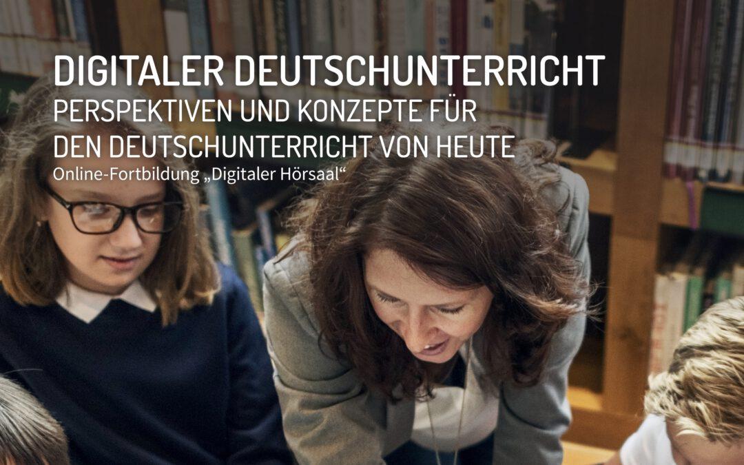 "Online-Fortbildung ""Digitaler Hörsaal"" des Landesverbandes Hessen im Frühjahr 2021: Erfahrungsbericht"